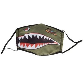 Face Mask Flying Tigers