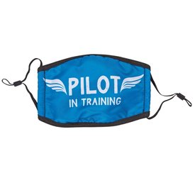 Face Mask Youth Pilot In Training