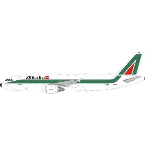 A320 Alitalia Old Livery I-BIKE 1:200 with stand