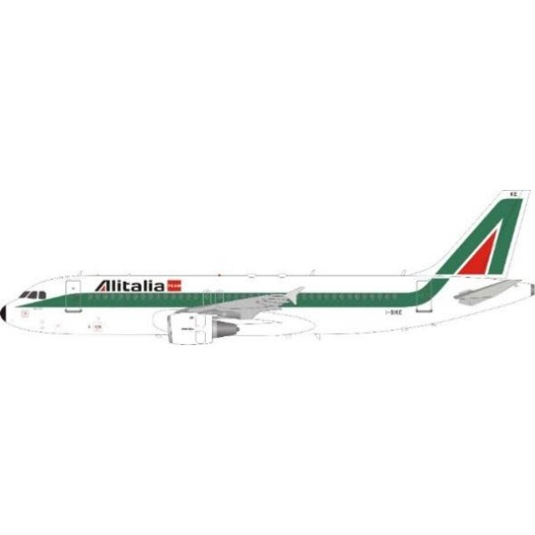 JFOX A320 Alitalia Old Livery I-BIKE 1:200 with stand