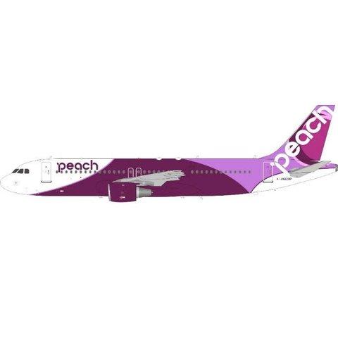 A320 Peach Aviation JA828P 1:200