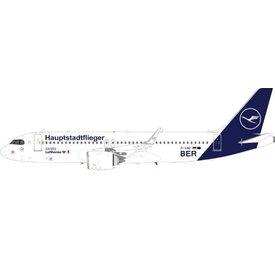 JFOX A320neo Lufthansa Hauptstadtflieger 2018 c/s D-AINZ 1:200