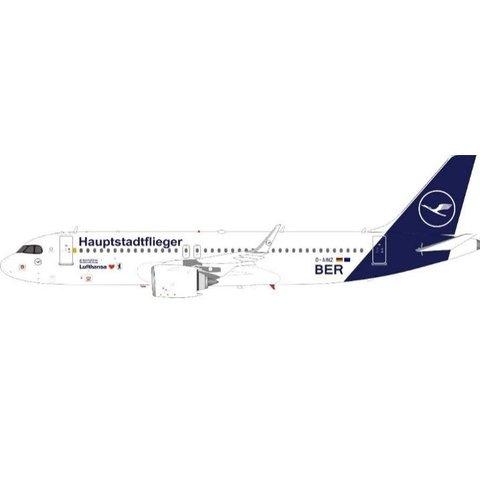 A320neo Lufthansa Hauptstadtflieger 2018 c/s D-AINZ 1:200