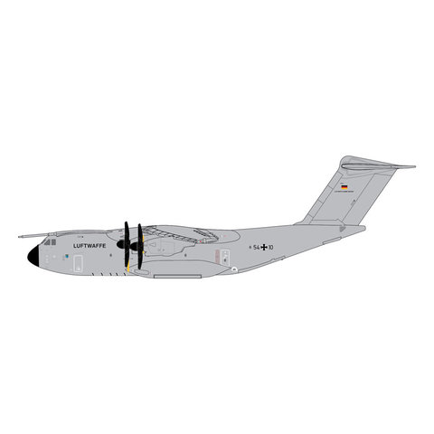 A400M Atlas Luftwaffe  / German Air Force 54+10 1:400 +preorder+