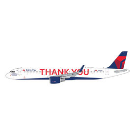 Gemini Jets A321neo Delta 2007 THANK YOU Livery N391DN 1:400