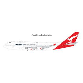 Gemini Jets B747-400ER Longreach QANTAS Hervey Bay VH-OEH 1:200 flaps +Preorder+