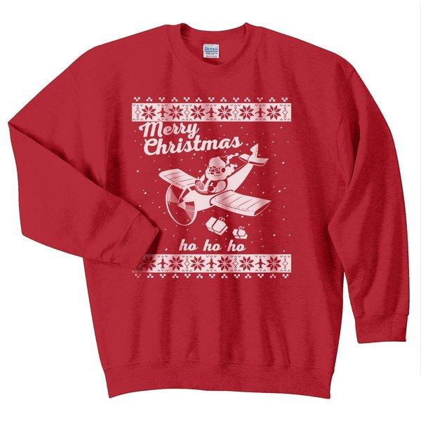 Capt. Santa Christmas Sweatshirt