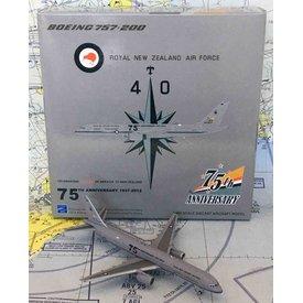 JC Wings B757-200 RNZAF New Zealand 75th Anniversary NZ7571 1:400 +Preorder+