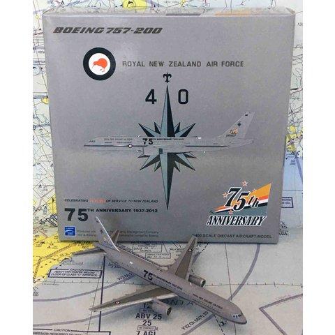 B757-200 RNZAF New Zealand 75th Anniversary NZ7571 1:400 +Preorder+