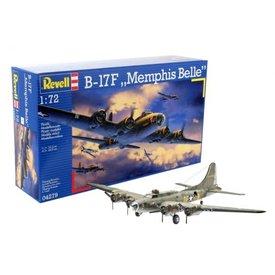 Revell Germany B17F 'Memphis Belle' 1:72 [New tool 2010]