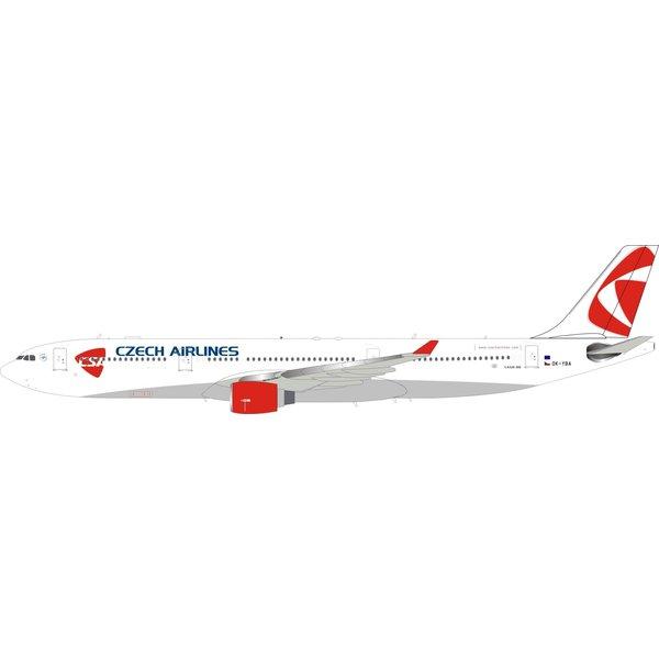 InFlight A330-300 CSA Czech Airlines OK-YBA 1:200
