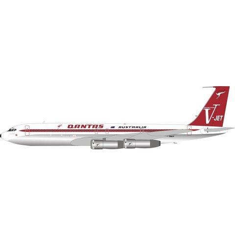 B707-300 QANTAS V-jet VH-EAI 1:200 polished