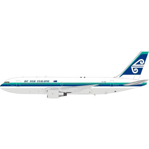 InFlight B767-200 Air New Zealand old livery ZK-NBA 1:200 +preorder+