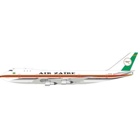 B747-100 Air Zaire N747QC 1:200 polished
