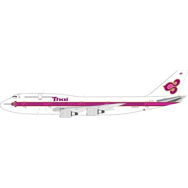 InFlight B747-300 Thai Airways old livery HS-TGD 1:200