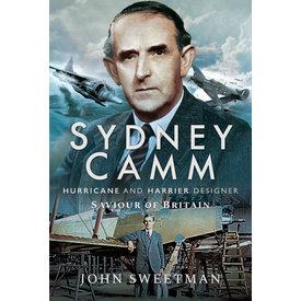 Air World Books Sydney Camm: Hurricane & Harrier Designer HC