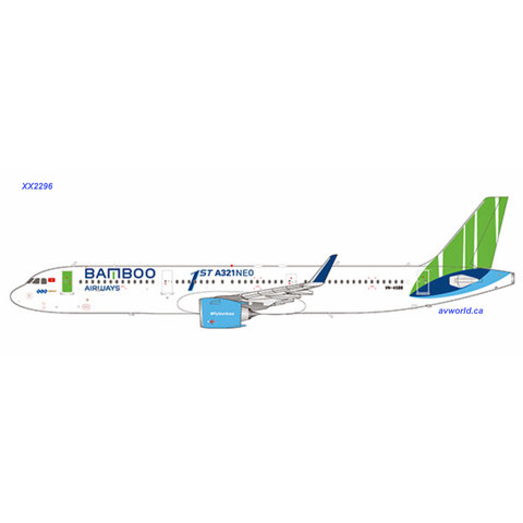 A321neo Bamboo1st A321neo VN-A588 1:200