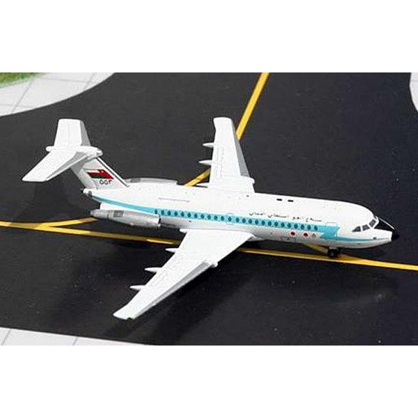 Gemini Jets BAC111-400 Oman Air Force 1:400  ++SALE++