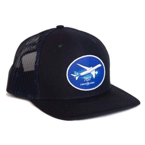 787 Illustrated Hat