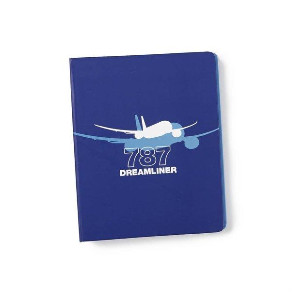 Boeing Store Boeing 787 Dreamliner Shadow Graphic Notebook