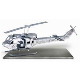 3D Laser Cut Model Helicopter
