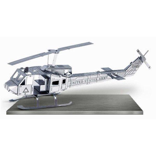3D Laser Cut Model Helicopter