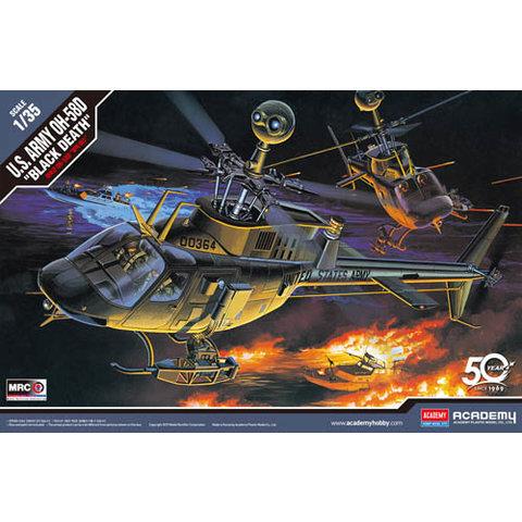 Bell OH58D 'Black Death' US Army 1:35 [Ex-MRC]