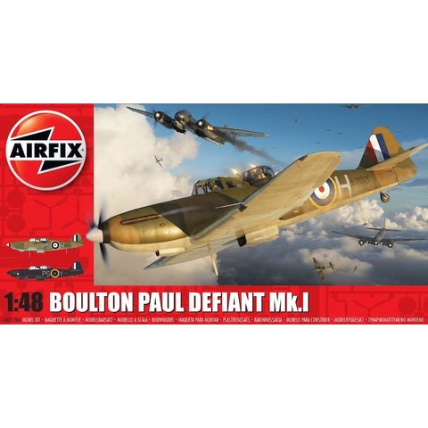 Boulton Paul Defiant Mk.1 1:48 [AIR5128a]