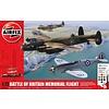 Battle of Britain Memorial Flight 1:72 w/Lancaster & Spitfires