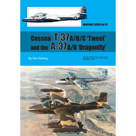Warpaint Cessna T37 Tweet & A37 Dragonfly: Warpaint #127 SC