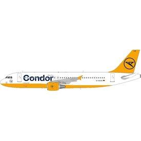 JFOX A320 Condor yellow c/s D-AICA Berlin 1:200
