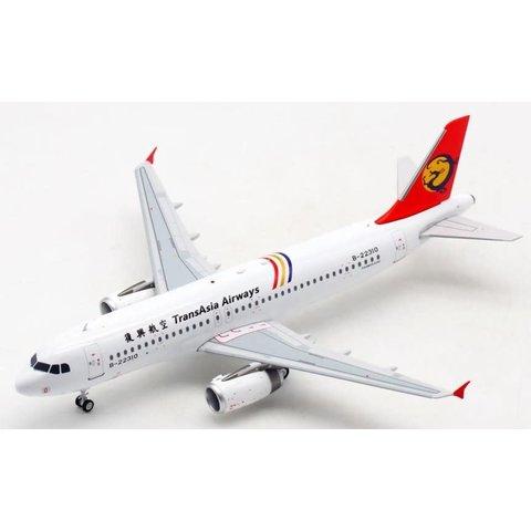 Airbus A320 TransAsia B-22310 1:200  +Preorder+