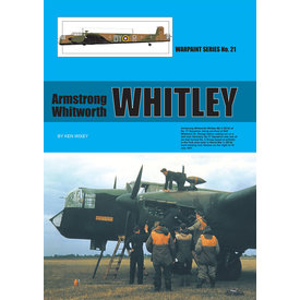 Warpaint Armstrong Whitworth Whitley: Warpaint # 21 SC