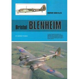 Warpaint Bristol Blenheim: Warpaint #26 softcover