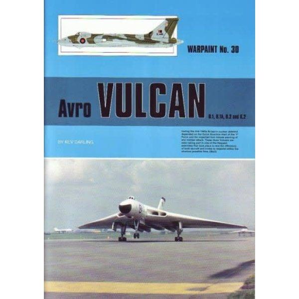 Warpaint Avro Vulcan: Warpaint #30 SC (Reprint) +NSI+