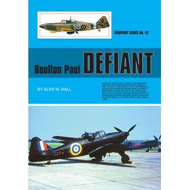 Warpaint Boulton Paul Defiant: Warpaint #42 SC