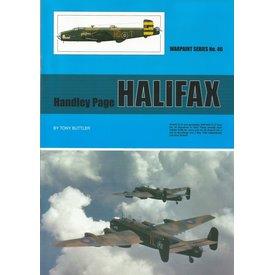 Warpaint Handley Page Halifax: Warpaint# 46 SC