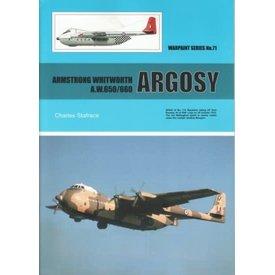 Warpaint Armstrong Whitworth AW650/660 Argosy: Warpaint #71 SC +NSI+