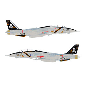 Air Force 1 Model Co. F14 Tomcat VF84 Jolly Rogers CAG AJ-201 USS Nimitz 1:144 +Preorder+