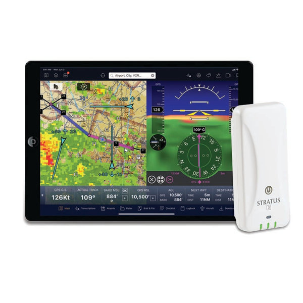 Appareo Stratus 3 ADS-B Receiver
