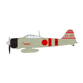 Hobby Master A6M2 Zero Lt. Yoshio Shiga IJN Carrier Kaga, December 1941 1:48 +Preorder+