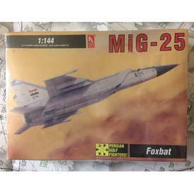 Mig25 1:144 *Discontinued*Ex-collection