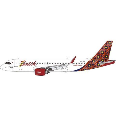 A320neo Batik Air PK-BDF 1:400