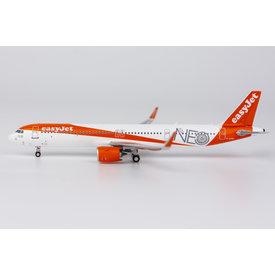 NG Models A321neo easyjet G-UZMA 1:400
