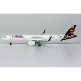 NG Models A321neo Vistara VT-TVA 1:400