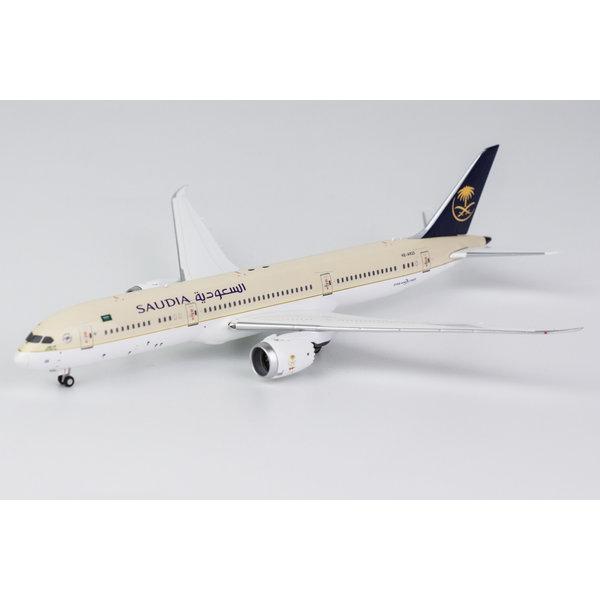 NG Models B787-9 Dreamliner Saudia HZ-AR23 1:400