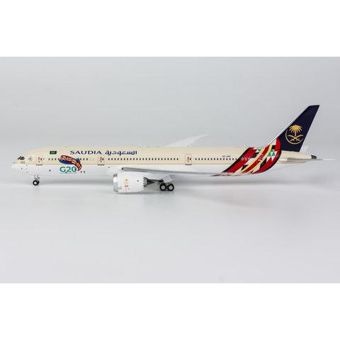 B787-9 Dreamliner Saudia HZ-ARF G20 2020 1:400