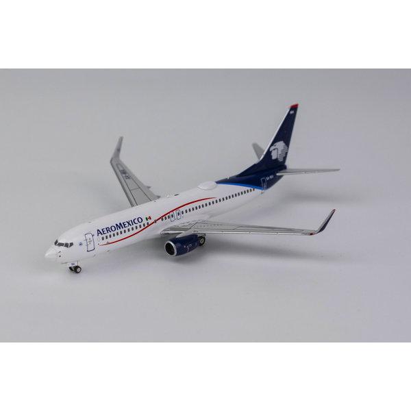 NG Models B737-800W Aeroméxico XA-MIA 1:400