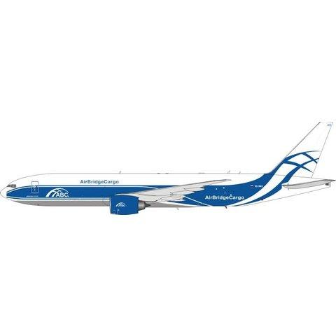 B777-200LRF Air Bridge Cargo VQ-BAO 1:400