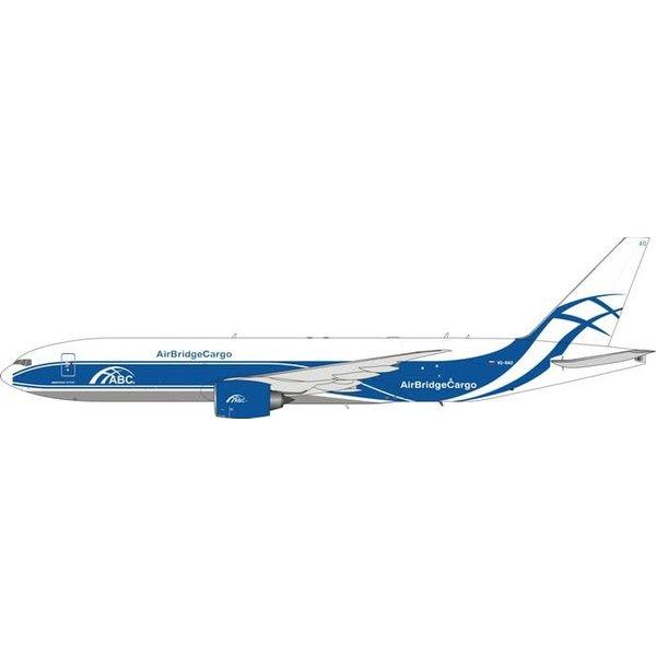 Phoenix B777-200LRF Air Bridge Cargo VQ-BAO 1:400
